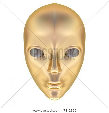 Theatrical Mask