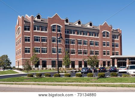 Large Brick Research Center
