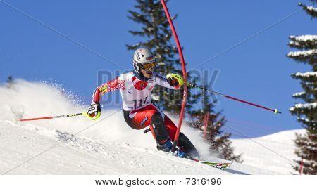Skiing Championship