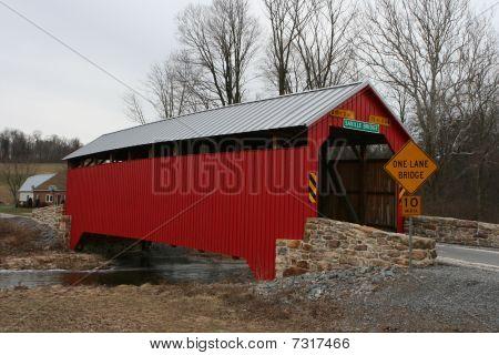 Saville Covered Bridge