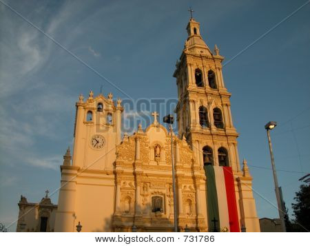 Monterrey Cathedral 1