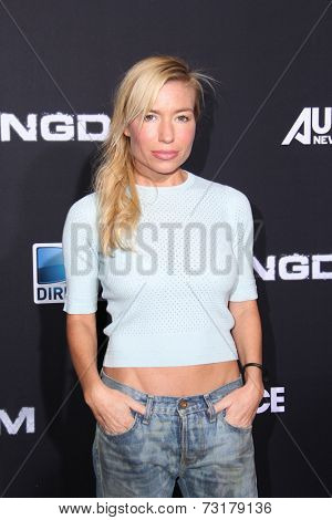 LOS ANGELES - OCT 1:  Tracy Anderson at the