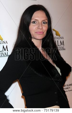 AVALON - SEP 27:  Jacqueline Maddison at the Catalina Film Festival Gala After Party at the Metropole Hotel on September 27, 2014 in Avalon, Catalina Island, CA
