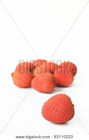 Lychee Fruits (Litchi chinensis)