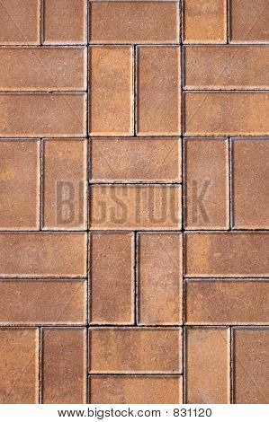 Terracotta Brick Patio Paver