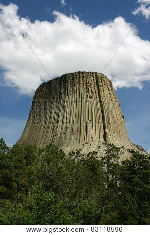 Close Encounter at Devil's Tower