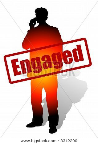Engaged for business
