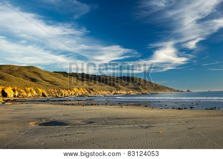 Big Sur Beach Scene #1
