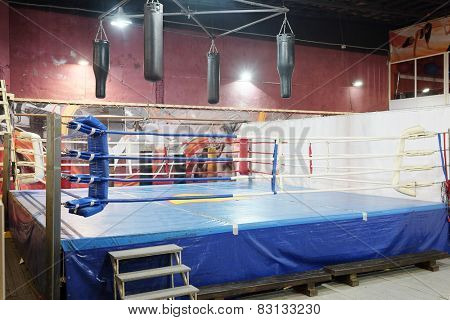 The image of Boxing Ring