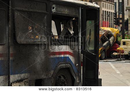 Bus crash
