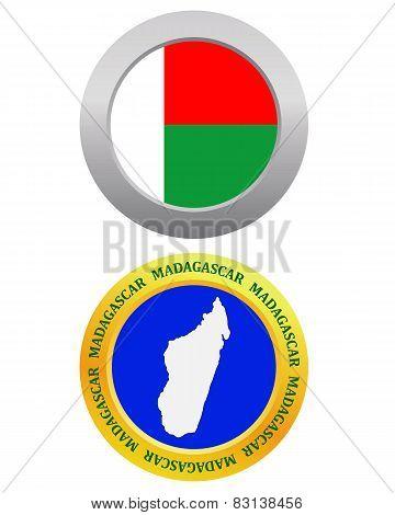Button As A Symbol  Madagascar