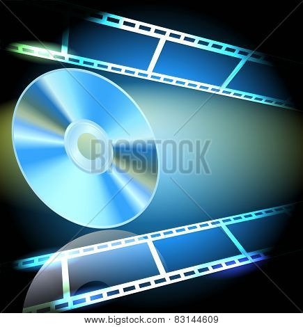 Dvd And Filmstrip