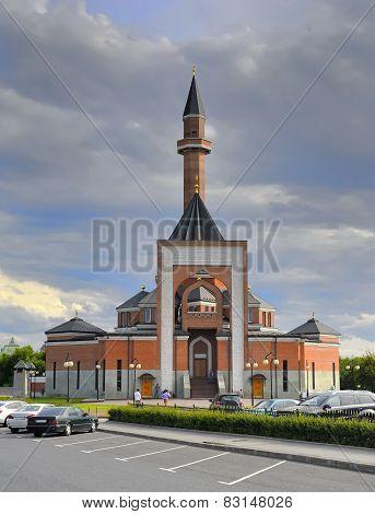 Memorial mosque