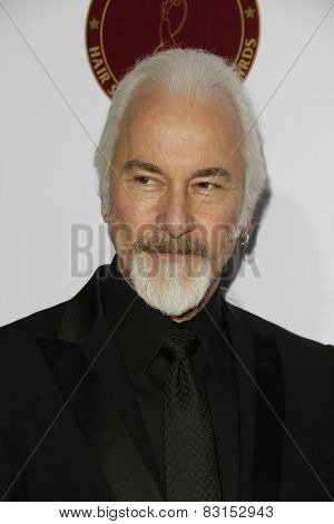 LOS ANGELES - FEB 14: Rick Baker at the Make-Up Artists & Hair Stylists Guild Awards at the Paramount Theater on February 14, 2015 in Los Angeles, CA