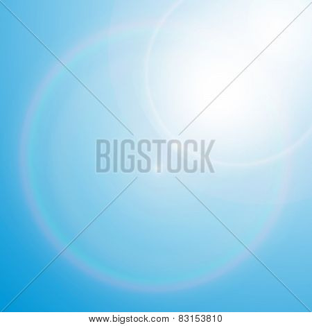 Lens frame