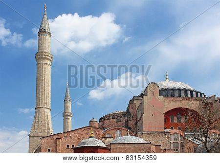 Cathedral of Saint Sophia, Istanbul, Turkey