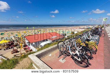 Zandvoort aan Zee - Holland