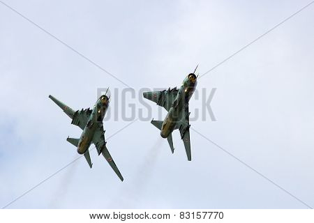 Polish Su-22