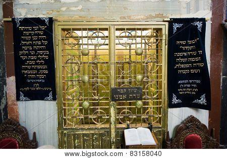 Tomb Of Sarah