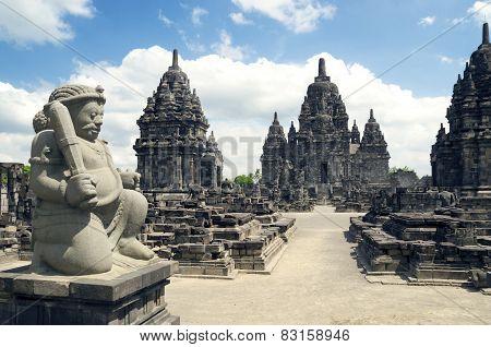 Ruins of Prambanan
