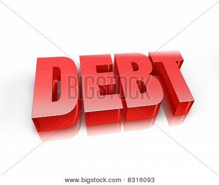 Debt 3D