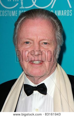 LOS ANGELES - FEB 17:  Jon Voight at the 17th Costume Designers Guild Awards at a Beverly Hilton Hotel on February 17, 2015 in Beverly Hills, CA