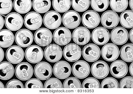 Empty Cans Background