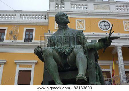 Luis De Morales Sculpture