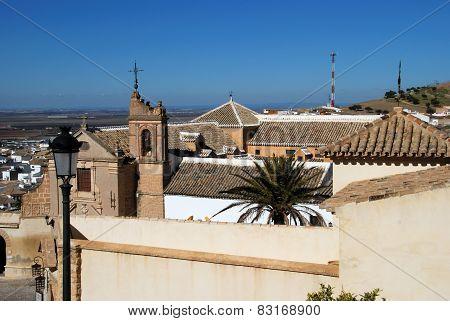 Town rooftops, Osuna.