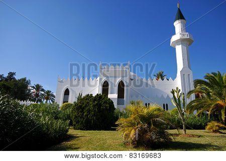 Mosque, Marbella.