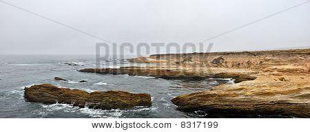 Rocky Coast, Montana De Oro State Park, California