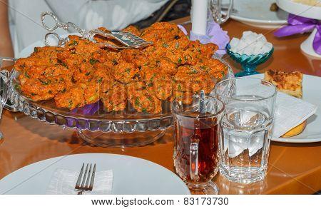 Bulgur Meatballs