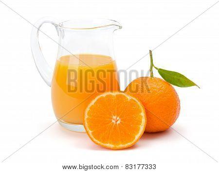 Mandarin (satsuma Or Tangerine) Juice