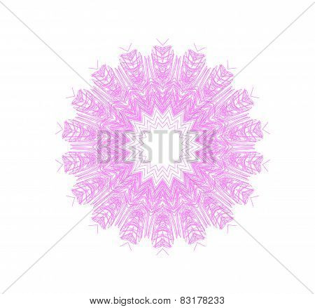 Abstract Pattern Shape