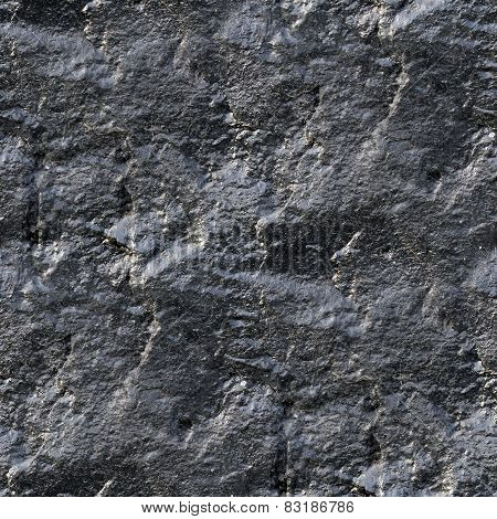 pitch seamless black road tires resin frozen background texture