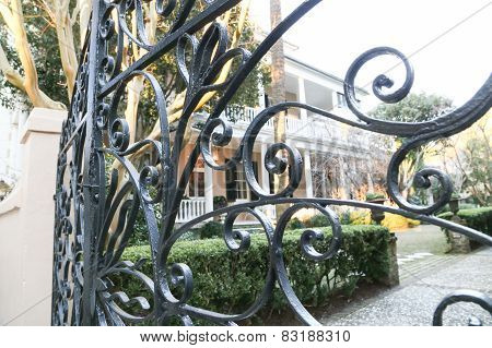The Gates of Charleston