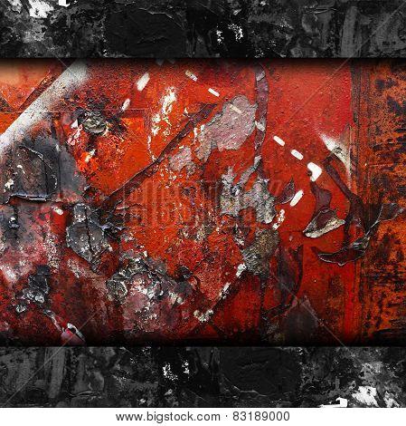 rusty background metal texture grunge paper