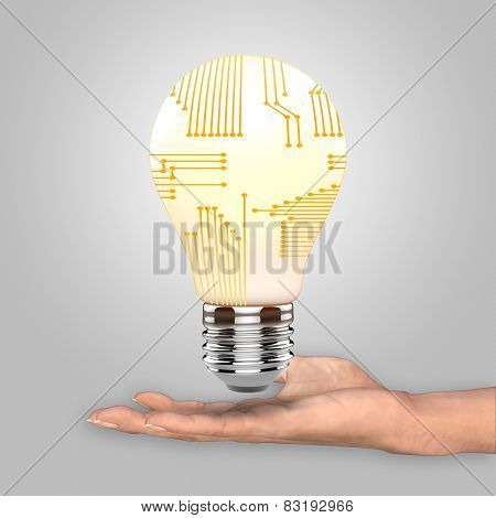 Bulb A As Concept