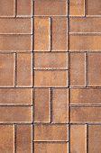 Terracotta Brick Patio Paver