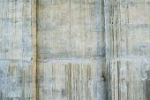 picture of mortar-joint  - Gray concrete surface with rich and various texture - JPG