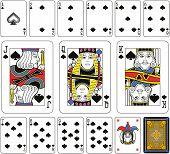 stock photo of joker  - Playing cards - JPG