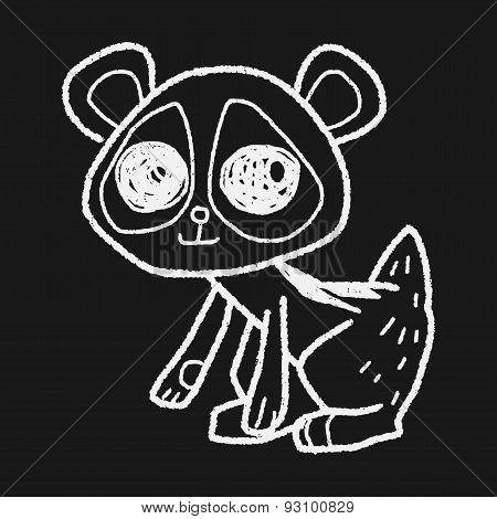 Tarsier Doodle
