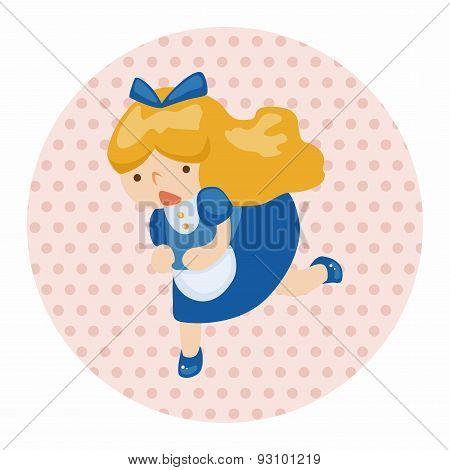 Alice In Wonderland Theme Elements