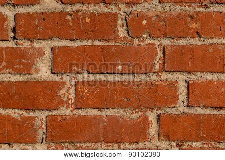 Texture. Brick. It can be used as a background
