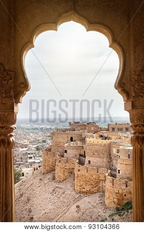 Jaisalmer Fort View