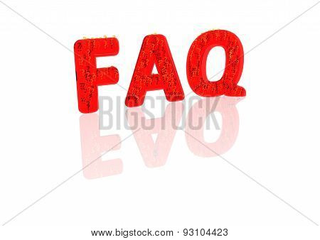 Abbreviation faq in 3d