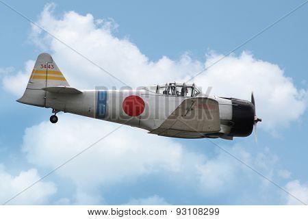 Micubisi A6M Zero