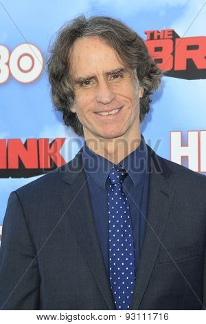LOS ANGELES - JUN 8:  Jay Roach at the HBO's