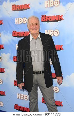 LOS ANGELES - JUN 8:  Jerry Weintraub at the HBO's