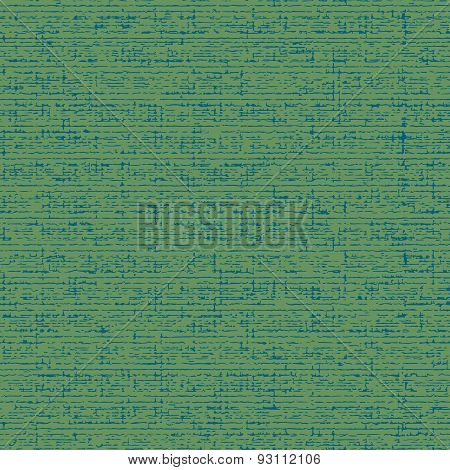 Seamless Abstract Green Background